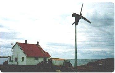 Proven wind turbine
